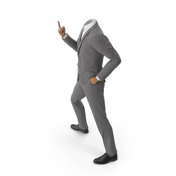Clothing: Argument Suit Grey PNG & PSD Images