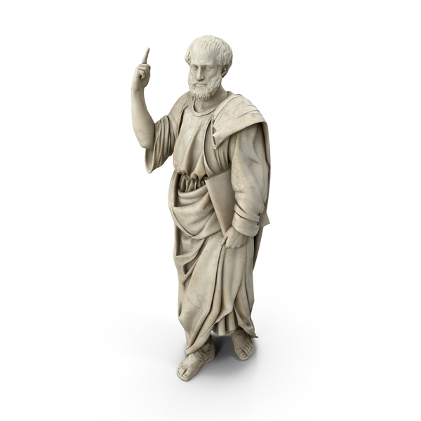 Statue: Aristoteles PNG & PSD Images