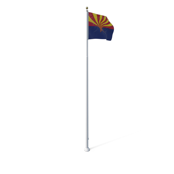 Arizona State Flag PNG & PSD Images