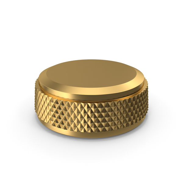 Arm Gold Knob PNG & PSD Images