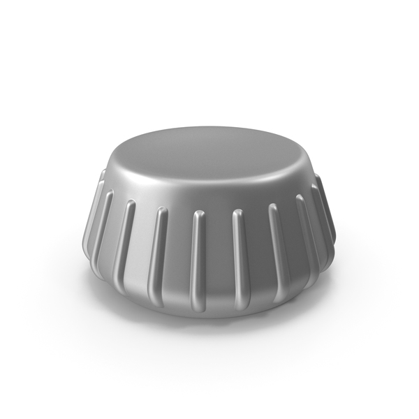 Arm Knob Steel or Plastic Grey PNG & PSD Images