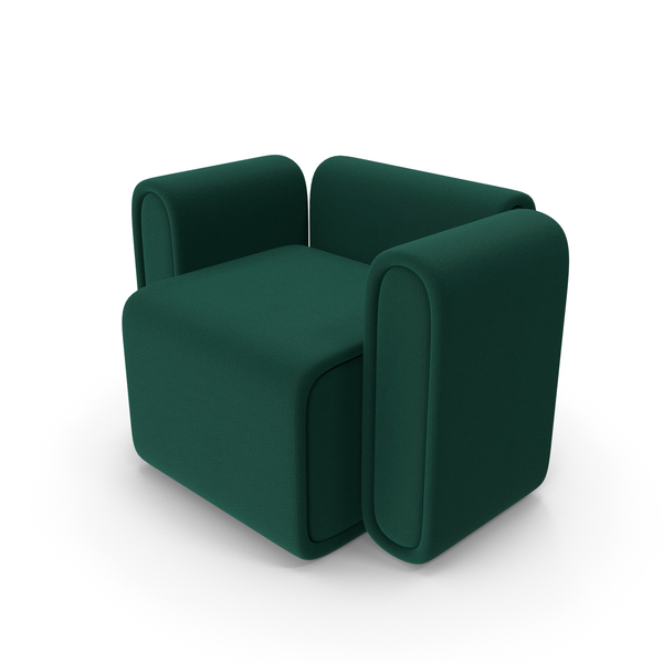 Arm Chair: Armchair Green PNG & PSD Images