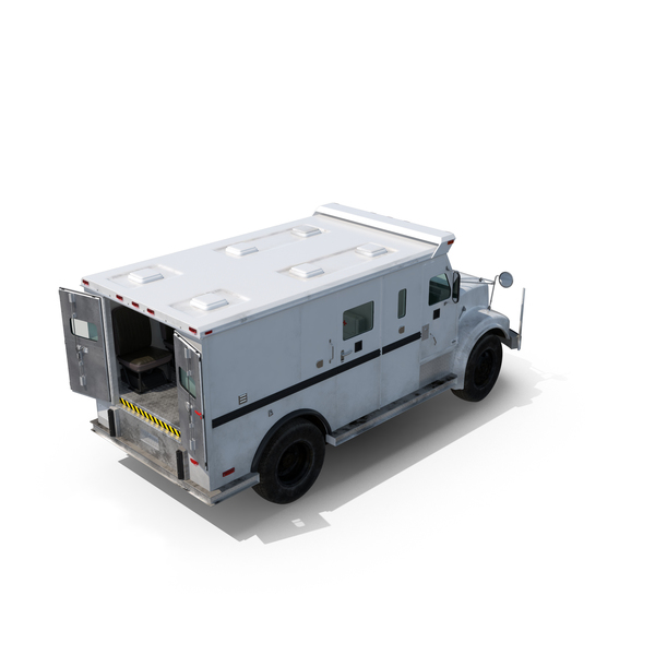 Car: Armored Truck PNG & PSD Images