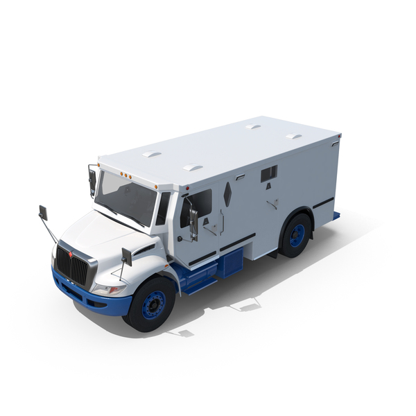 Car: Armored Truck Object