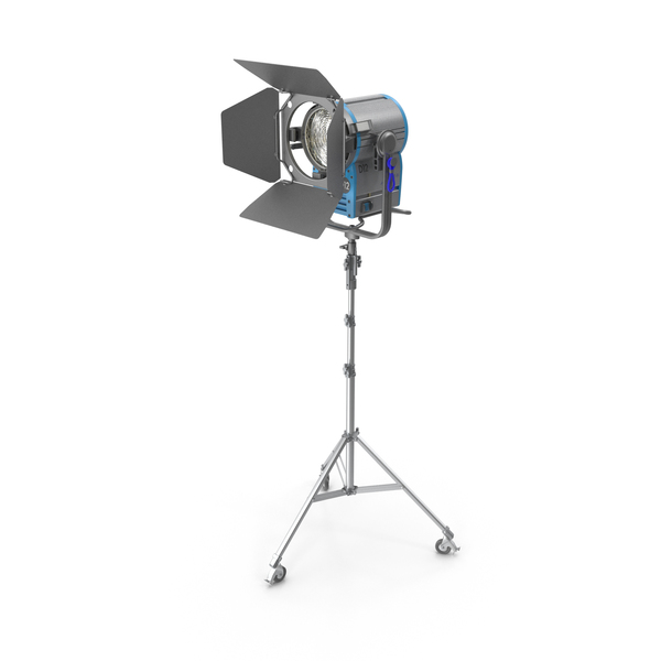 Photography Light: Arri True Blue D-Series D12 PNG & PSD Images