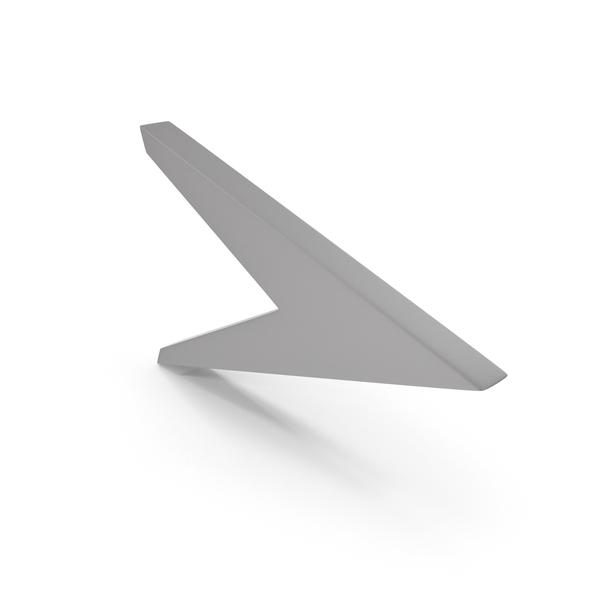 Arrow Grey PNG & PSD Images