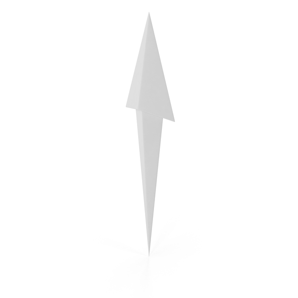 Arrow White PNG & PSD Images