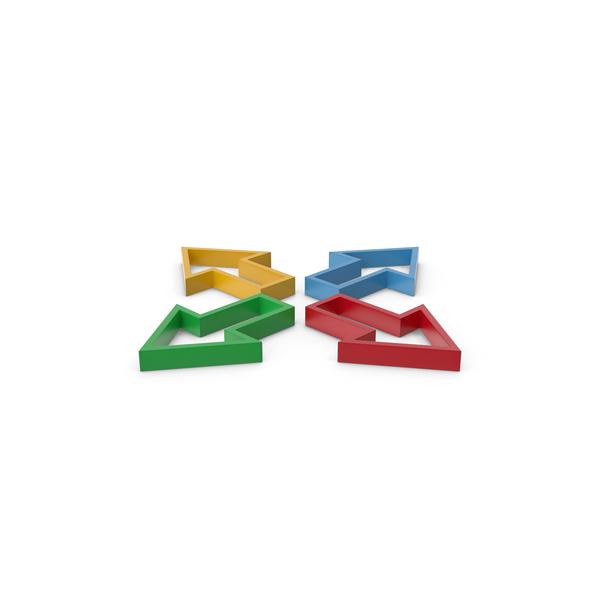 Directional Arrow: Arrows Colors PNG & PSD Images