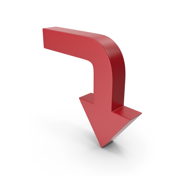 Directional Arrow: Arrows Red PNG & PSD Images
