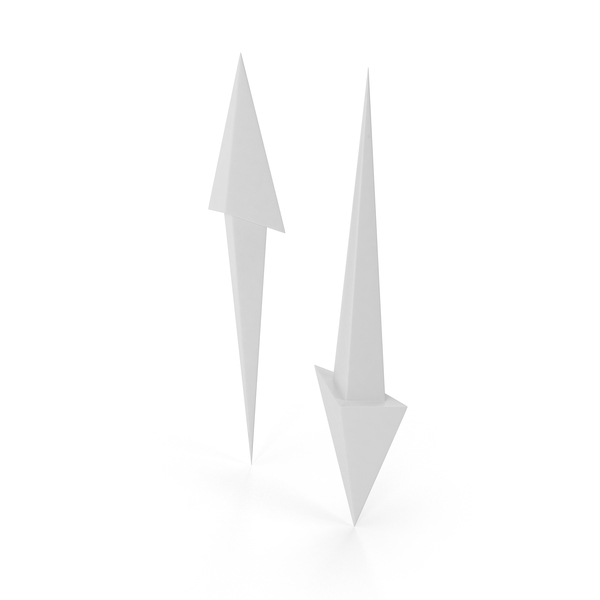 Directional Arrow: Arrows White PNG & PSD Images
