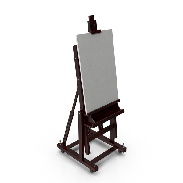 Artist Easel PNG & PSD Images