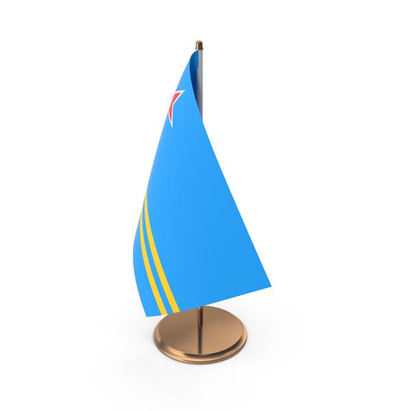Aruba Desk Flag PNG & PSD Images