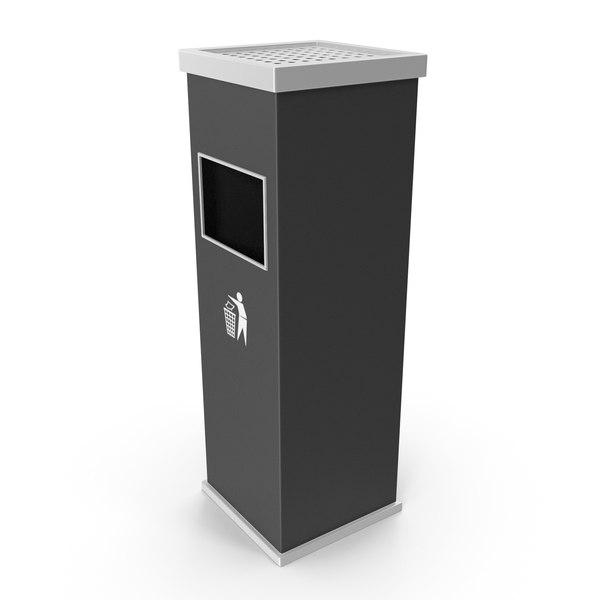 Ashtray Bin PNG & PSD Images