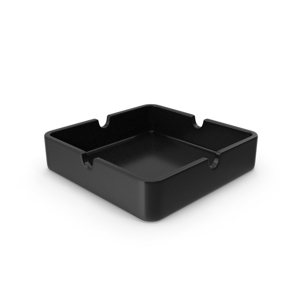 Ashtray Black PNG & PSD Images
