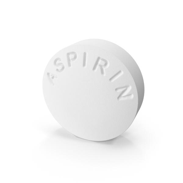 Pill: Aspirin PNG & PSD Images