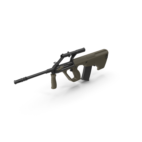 Assault Rifle PNG & PSD Images