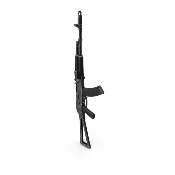 Assault Rifle AKS-74 Object