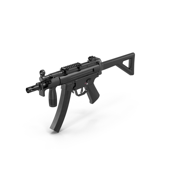Assault Rifle Object