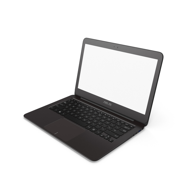 Laptop: Asus Zenbook UX305 PNG & PSD Images