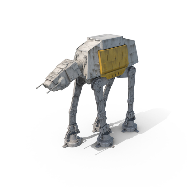 Fictional Automobile: AT-ACT Walker PNG & PSD Images