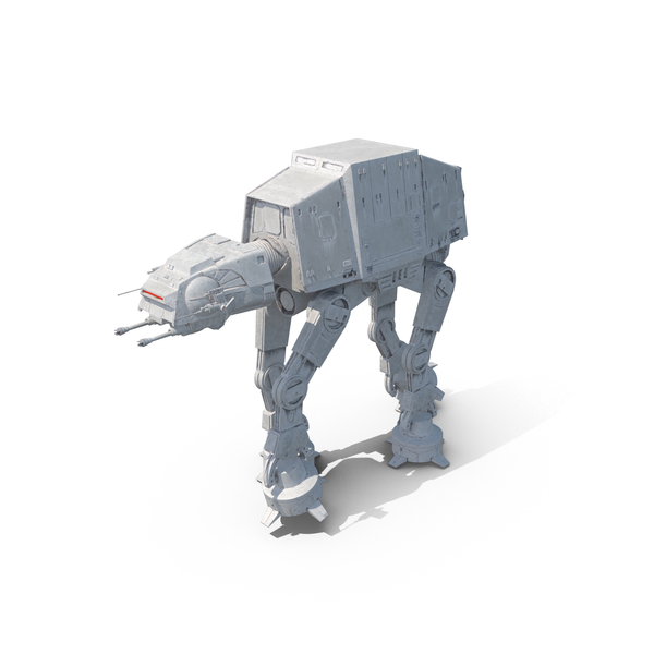 Mechanical: AT-AT Walker PNG & PSD Images