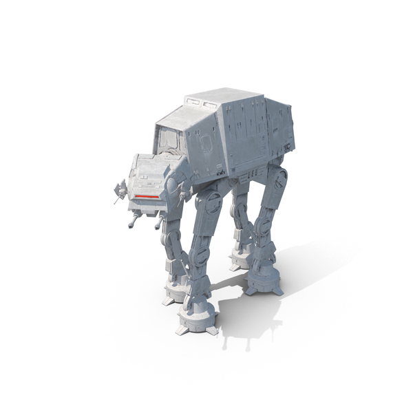 Mechanical: AT-AT Walker Object