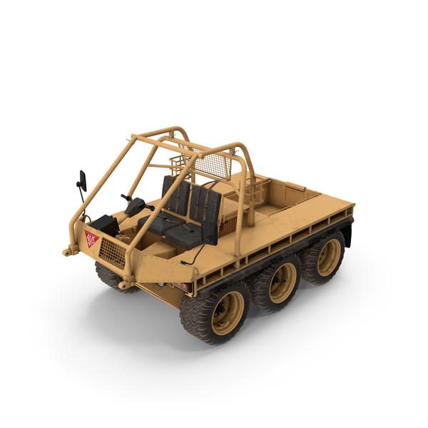 ATMP High Mobility Vehicle Desert PNG & PSD Images