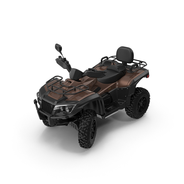 ATV Bike Generic Object