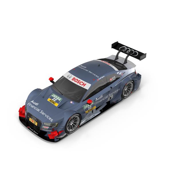 Audi RS5 DTM Muller Object