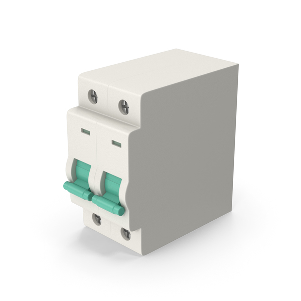 Electrical Switch: Auto Switcher Double PNG & PSD Images