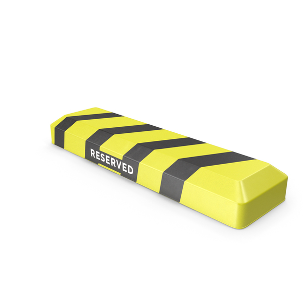 Automatic Parking Barrier with Remote Control Folded PNG & PSD Images
