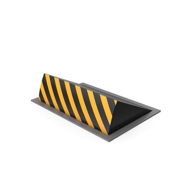 Automatic Road Blocker Short PNG & PSD Images