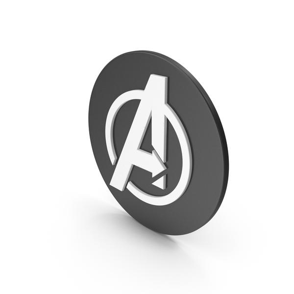 Avengers Marvel Logo PNG & PSD Images