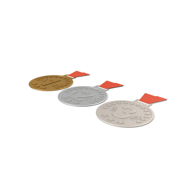 Gold Coin: Award Medal PNG & PSD Images
