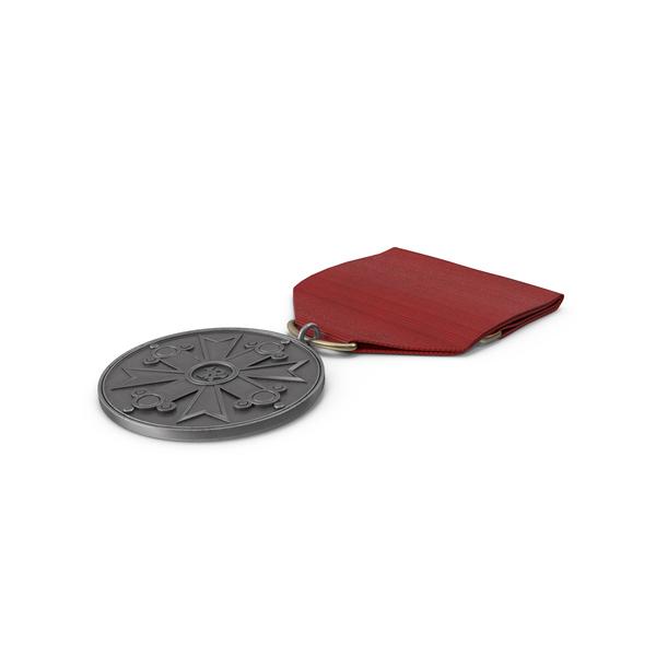 Award Medal Object