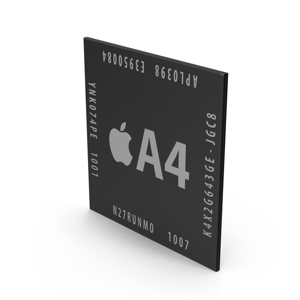 Computer Chip: AX Series A4 PNG & PSD Images