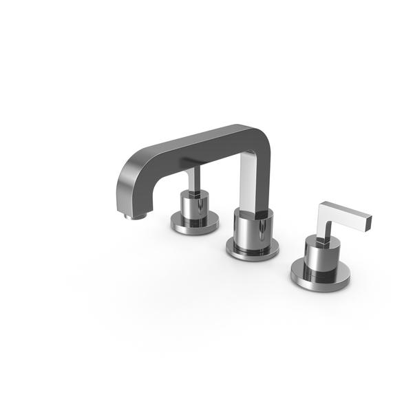 Axor Citterio Basin Mixer PNG & PSD Images