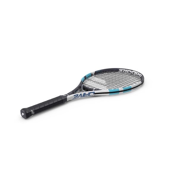 Babolat Pure Drive Tennis Racquet PNG & PSD Images