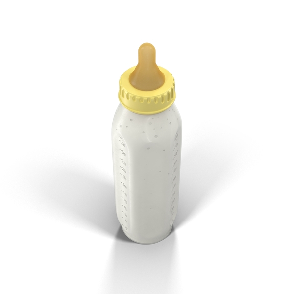 Baby Bottle Object