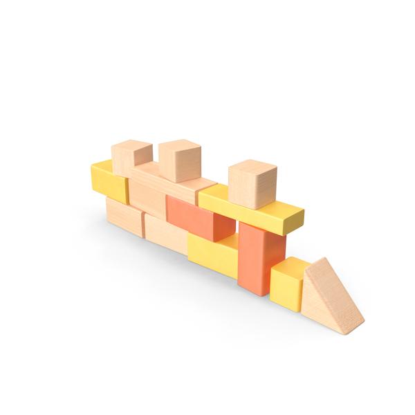 Block: Baby Building Blocks PNG & PSD Images