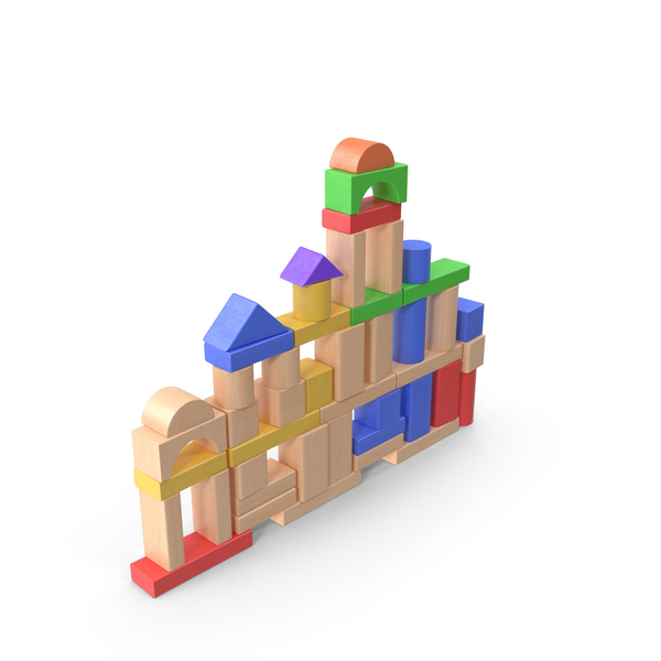 Block: Baby Building Blocks PNG & PSD Images