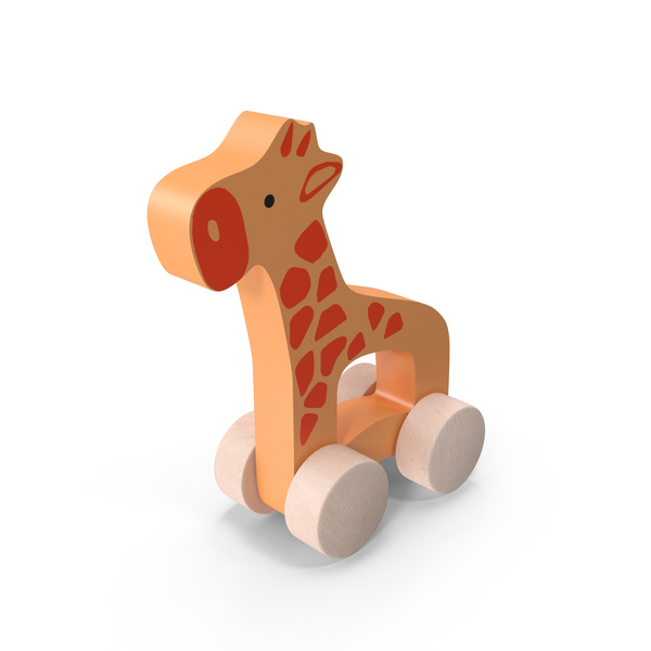 Baby Giraffe Toy PNG & PSD Images