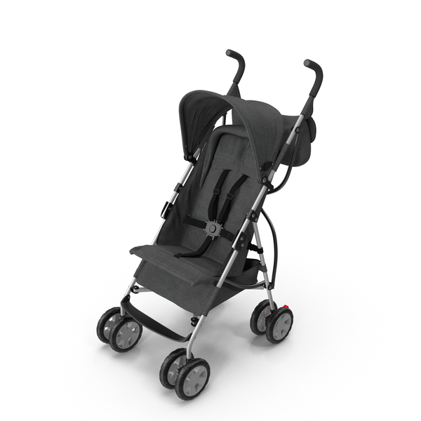 Baby Stroller PNG & PSD Images