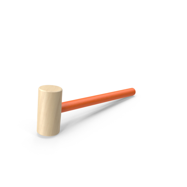 Baby Wooden Mallet PNG & PSD Images