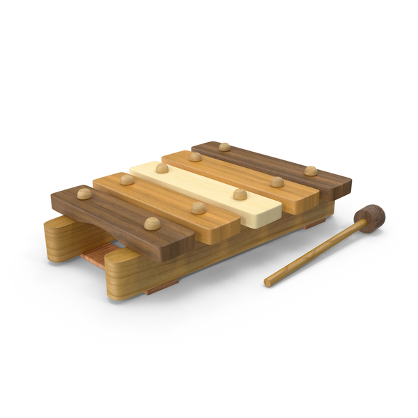 Toy: Baby Wooden Xylophone Object