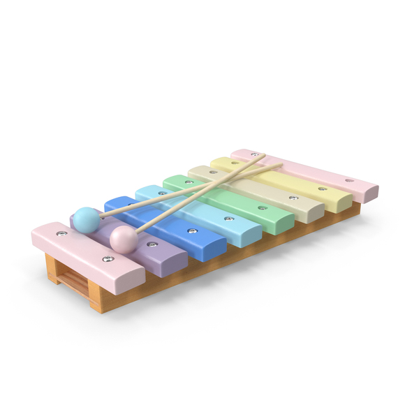Baby Wooden Xylophone PNG & PSD Images