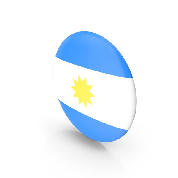 Flag: Badge Argentina PNG & PSD Images