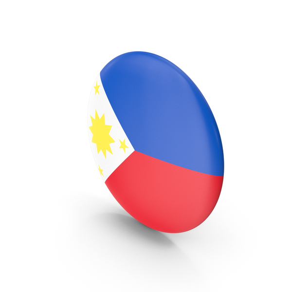 Flag: Badge Philippines PNG & PSD Images