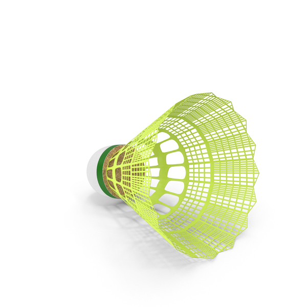 Badminton Shuttlecock PNG & PSD Images