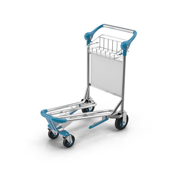 Baggage Cart Object